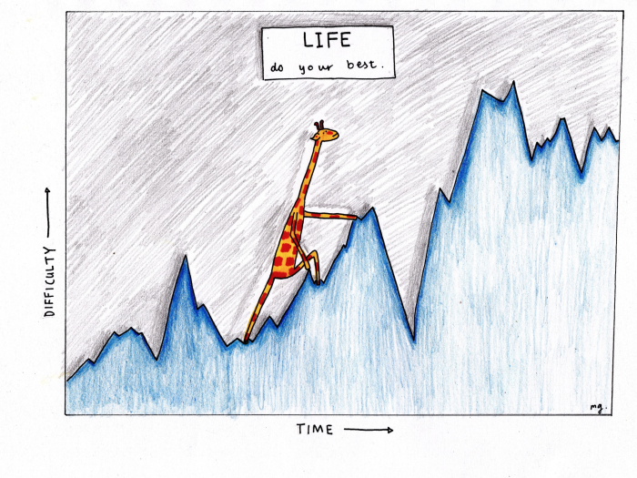 Graph of life
