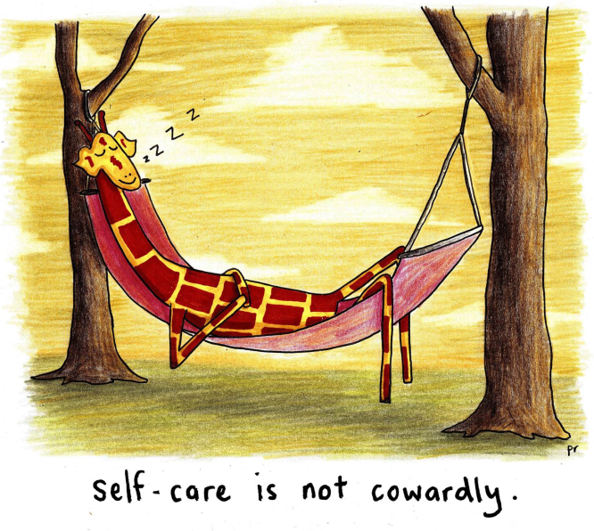 Image gallery self care cartoons for Giraffe childcare fees